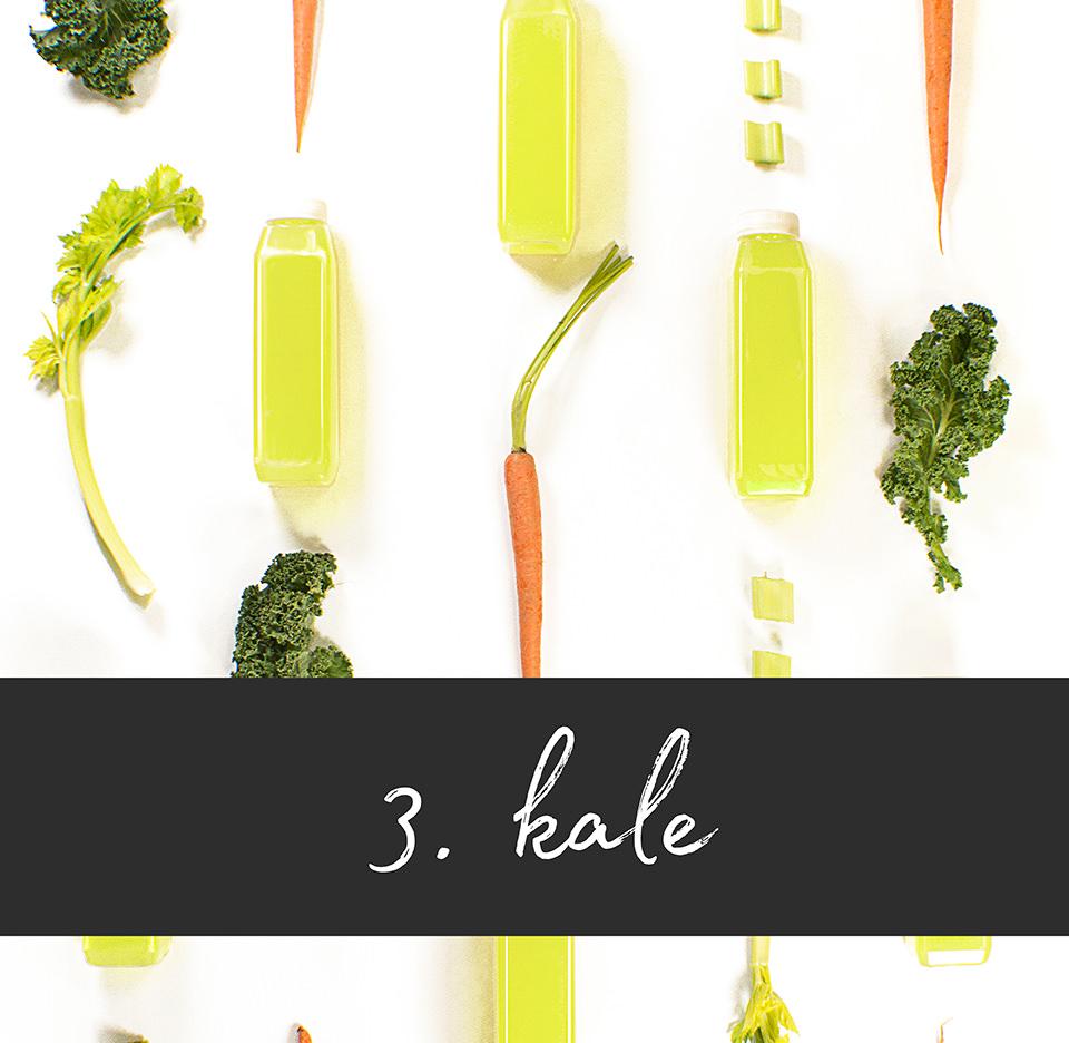 3. Kale