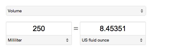 Google Unit Conversion Calculator