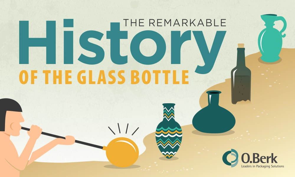 History of Glass Bottles