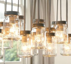 Glass Jars for Lamps
