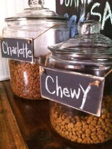 Glass Jars for Pet Foods