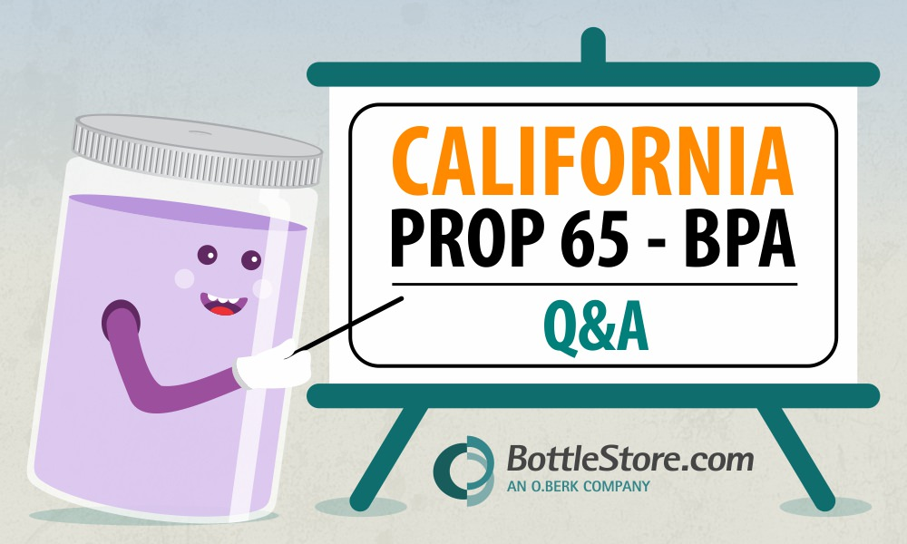 BPA and California Prop 65 FAQ