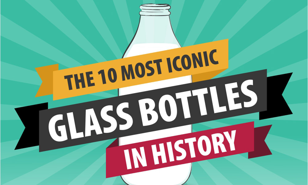 The 10 Most Iconic Glass Bottles In History