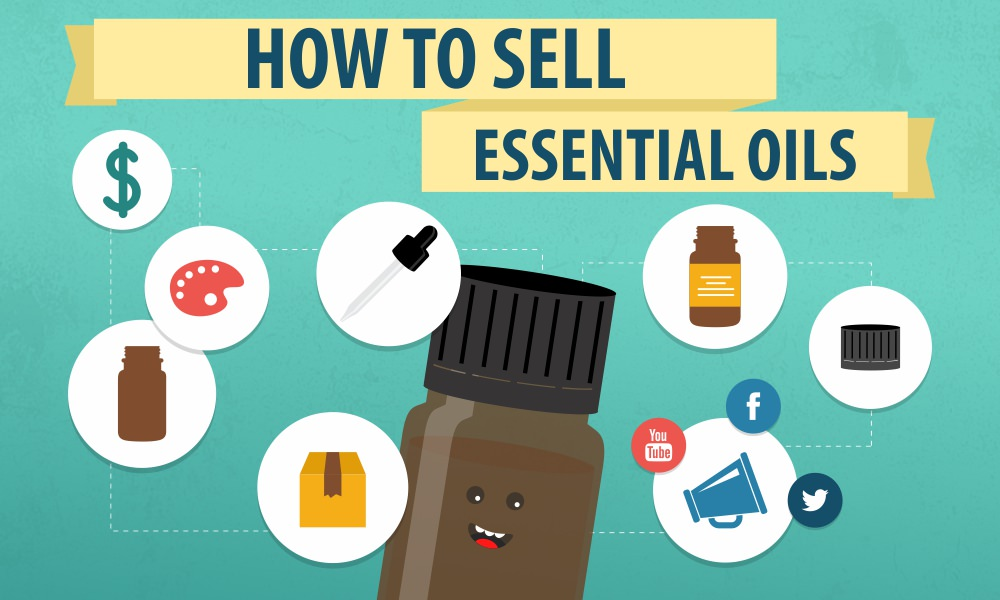 Guide to Bottling and Selling Your Own Essential Oils