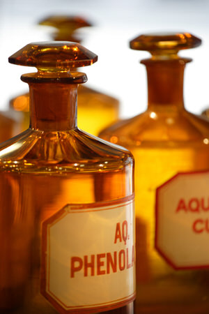 Aqua Bottles