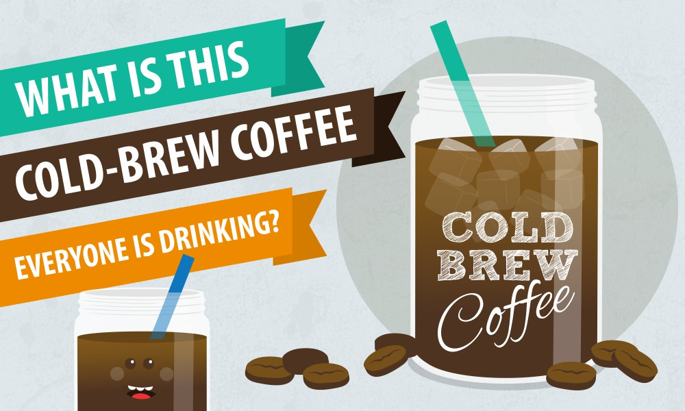 What Is This Cold-brew Coffee Everyone is Drinking?