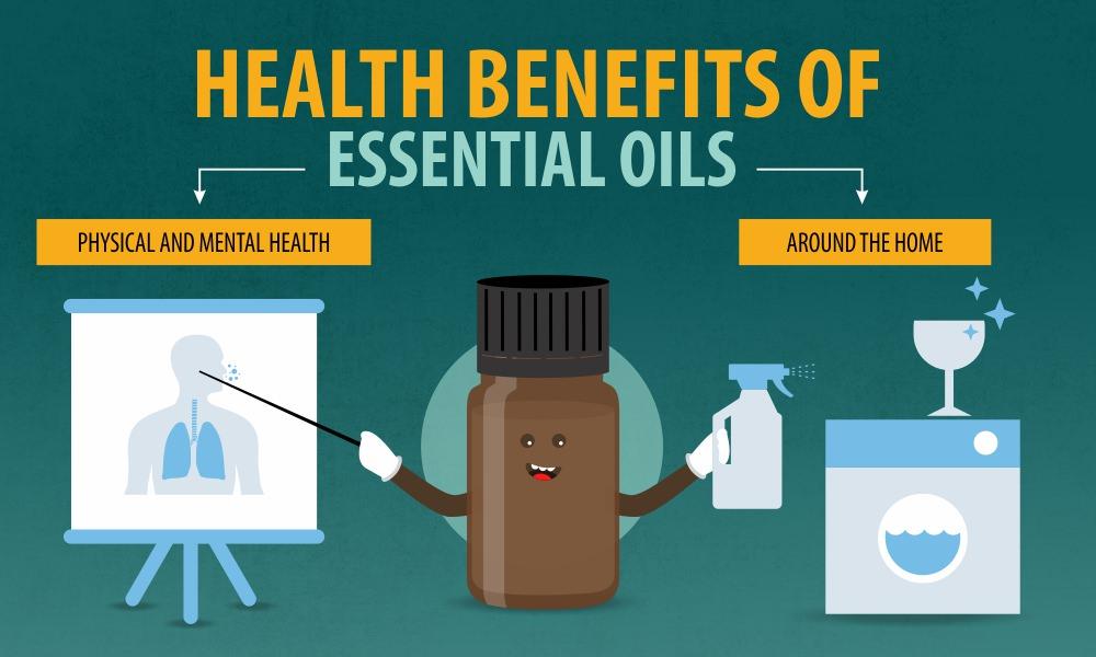 26 Healing Benefits of Essential Oils