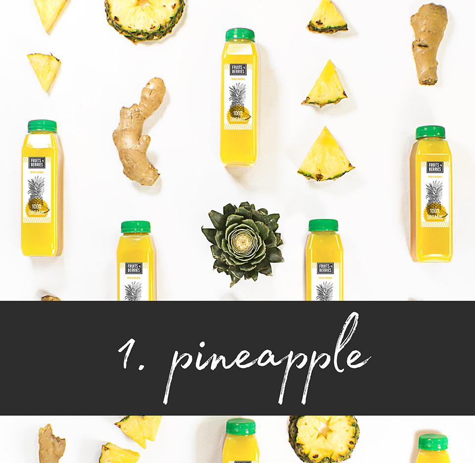 1. Pineapple