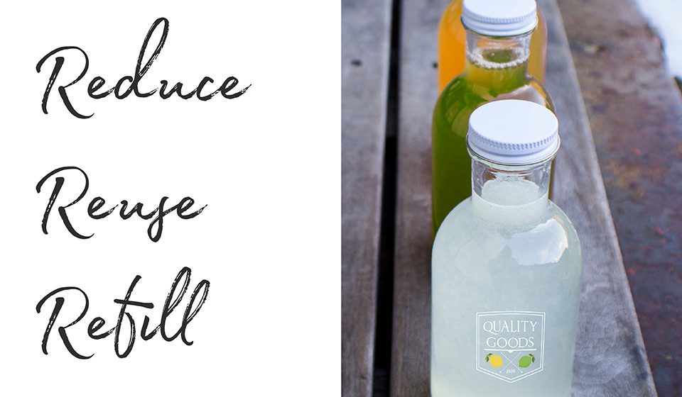 Reduce, Reuse, Refill: Bring Back Refillables for Your Juice Business