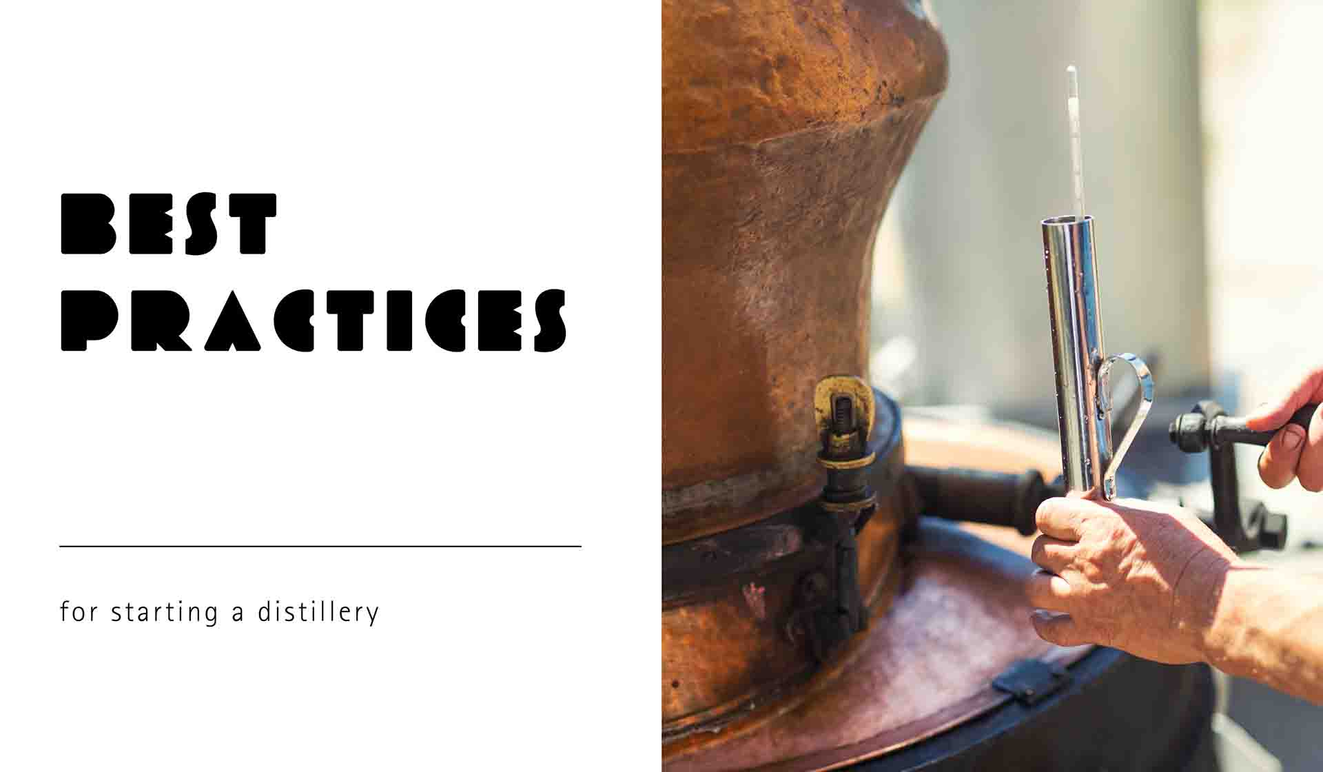 Best Practices for Starting a Distillery