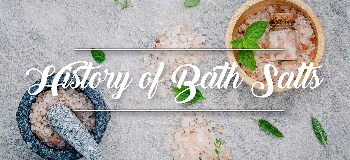 History of Bath Salts