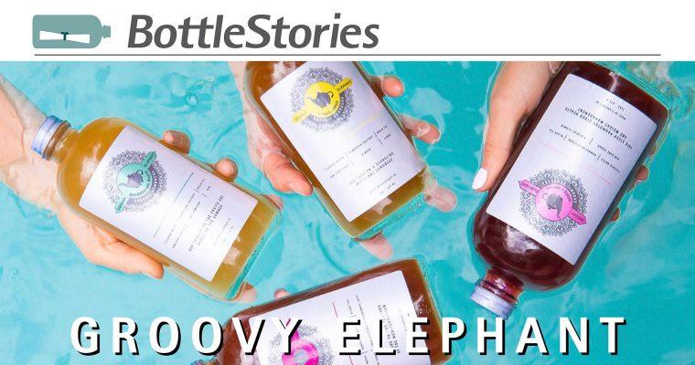 BottleStories- Groovy Elephant Kombucha