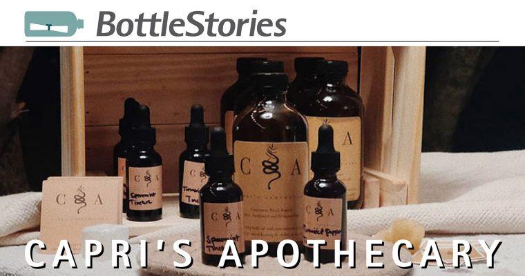Bottlestories- Capri's Apothecary