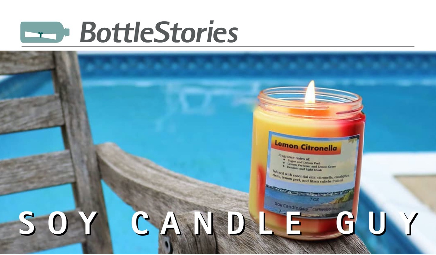 SOY CANDLE GUY